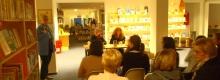 Kirsten Markgraf und Daniela Maifrini von der Humboldt-Buchhandlung Bottrop - Kirchhellen