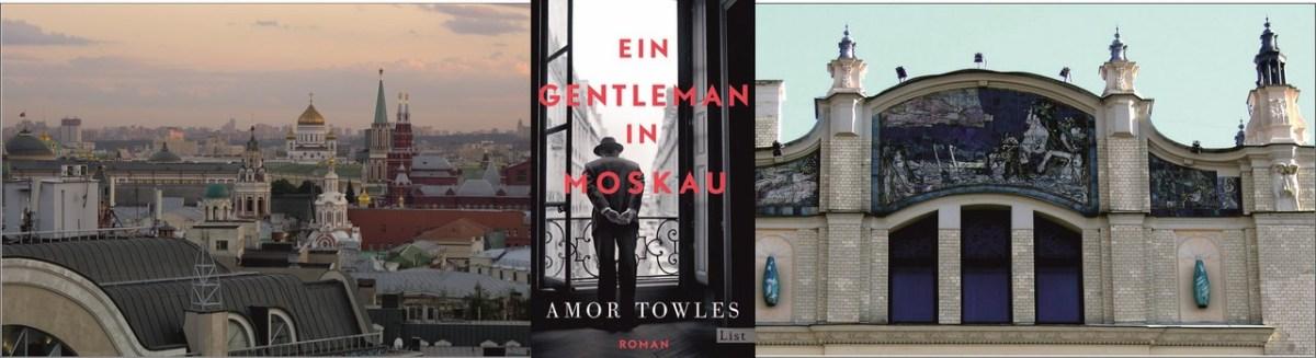 """""""Ein Gentleman in Moskau"""""""