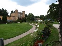 Schloss Karlsruhe / Botanischer Garten
