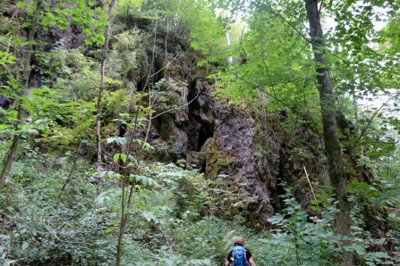 Wanderung Gerolsteiner Felsen