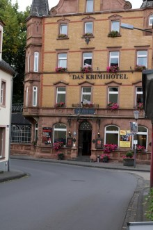 Krimihotel in Hillesheim