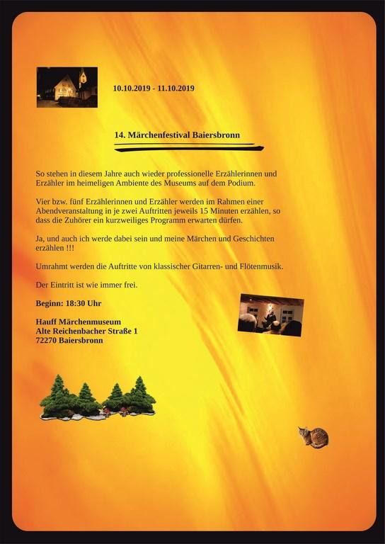 Jimdo - Erzähltermine - Okt. 2019, Baiersbronn (Kopie)