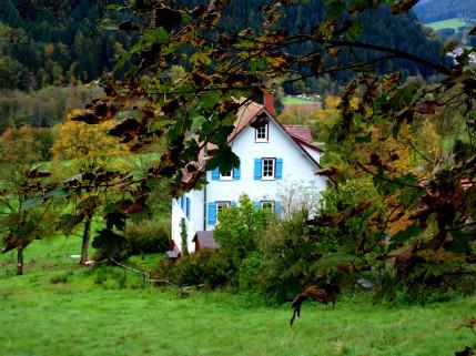 Baiersbronn im Schwarzwald